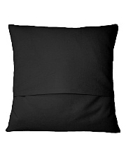 Love drag racing Square Pillowcase back