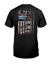 DIRT TRACK RACING Classic T-Shirt back