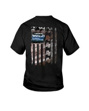 DIRT TRACK RACING Youth T-Shirt thumbnail