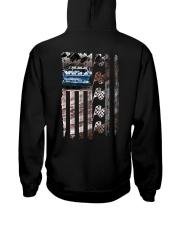 DIRT TRACK RACING Hooded Sweatshirt thumbnail