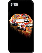 Dirt track racing lips Phone Case thumbnail
