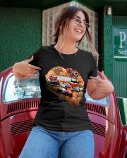 Dirt track racing lips Ladies T-Shirt apparel-ladies-t-shirt-lifestyle-01