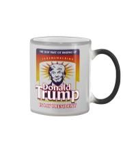DONALD TRUMP IS MY PRESIDENT Color Changing Mug thumbnail