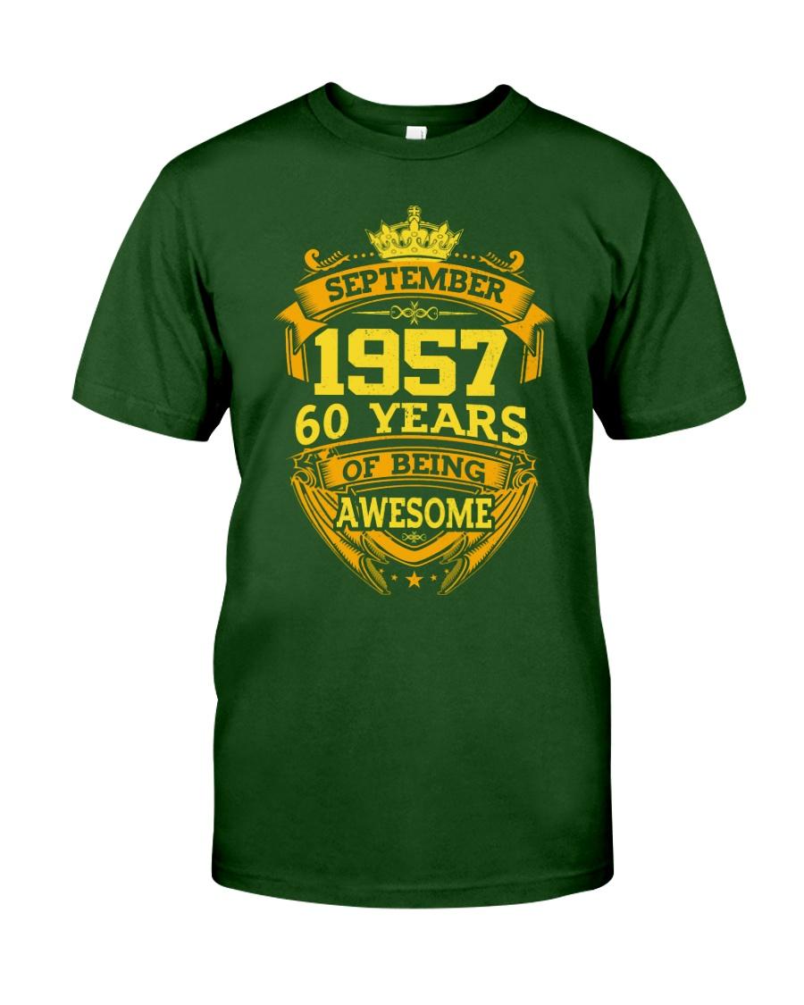 1957 September  Classic T-Shirt