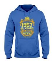 1957 September  Hooded Sweatshirt front