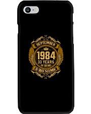 1984 September  Phone Case thumbnail