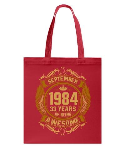 1984 September