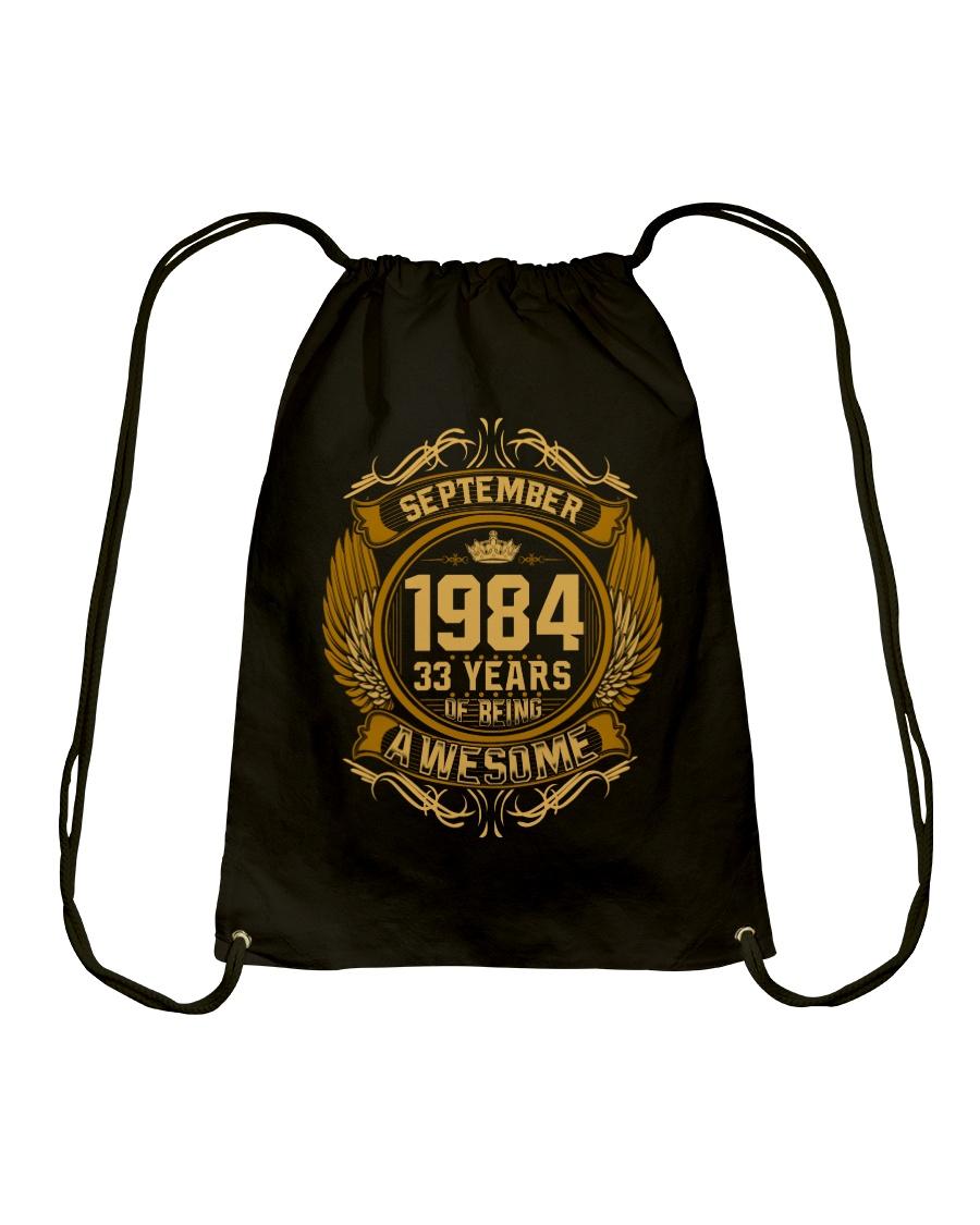 1984 September  Drawstring Bag