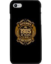 1985 September  Phone Case thumbnail