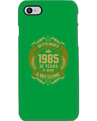 1985 September