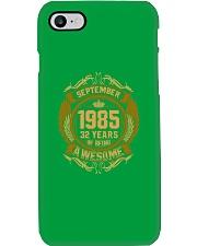 1985 September  Phone Case i-phone-7-case