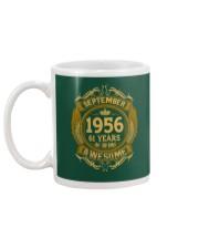 1956 September  Mug back
