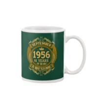 1956 September  Mug front