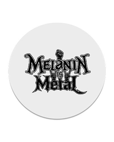 Melanin Is METAL