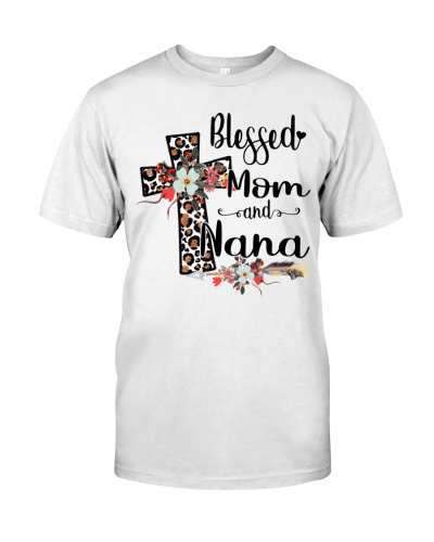 Blessed Mom and Nana
