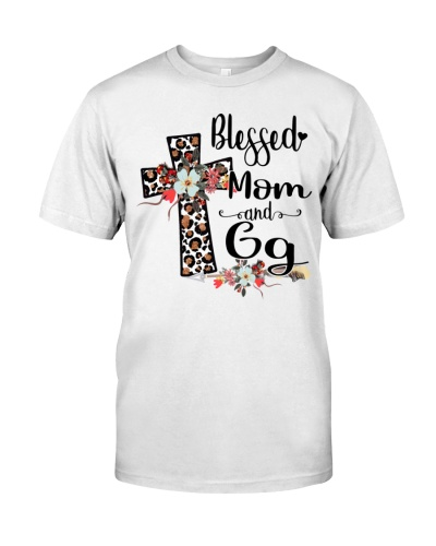 Blessed Mom and Gg