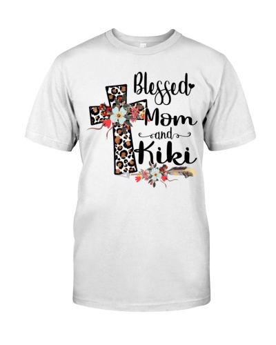 Blessed Mom and Kiki