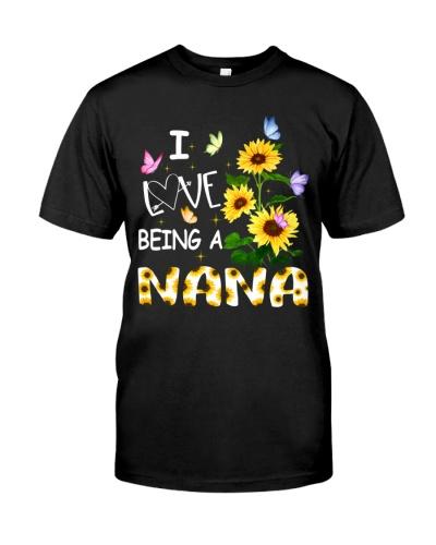 I Love Being A Nana