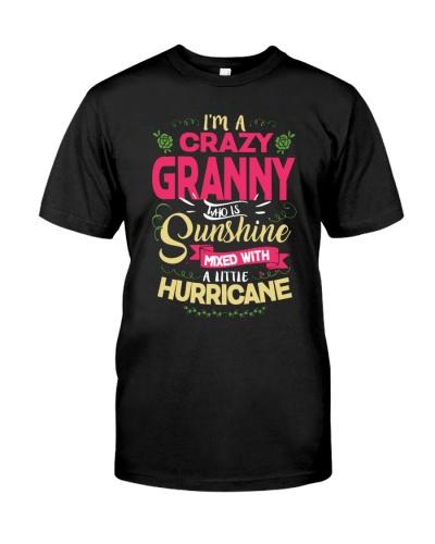 I Am A crazy Granny Sunshine