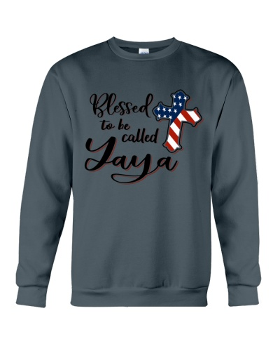 BLESSED TO BE CALLED YAYA - A