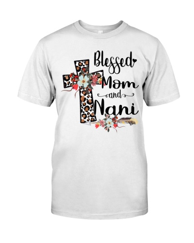 Blessed Mom and Nani