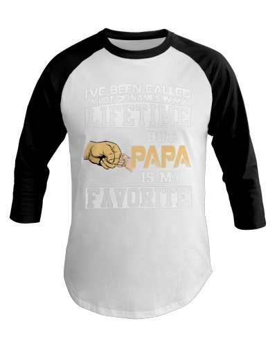 PAPA Is My Favorite Name - Hand