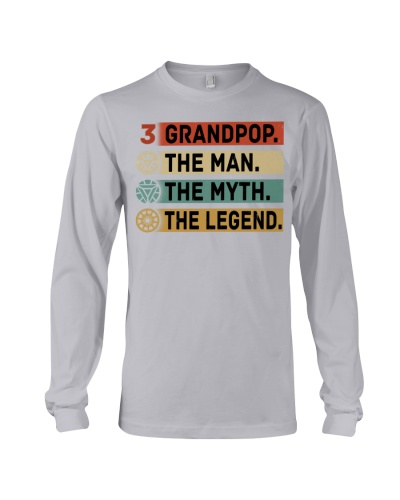 GRANDPOP THE MAN THE MYTH THE LEGEND 3000