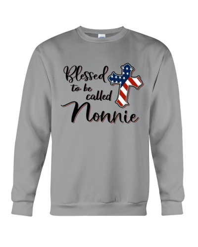 BLESSED TO BE CALLED NONNIE - A