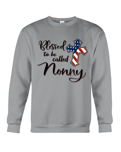 BLESSED TO BE CALLED NONNY - A