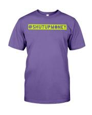 ShutUpMoney Tee Premium Fit Mens Tee front