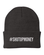 Full Line-up Hashtag Front Knit Beanie thumbnail