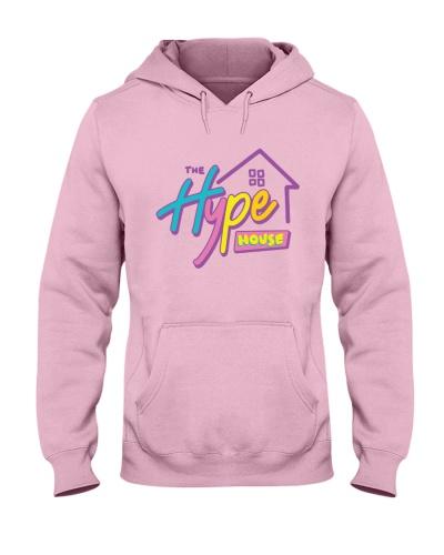 hype house merch hoodies
