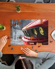 Jigsaw Puzzle E30 Rainy 250 Piece Puzzle (horizontal) aos-jigsaw-puzzle-250-pieces-horizontal-lifestyle-front-13