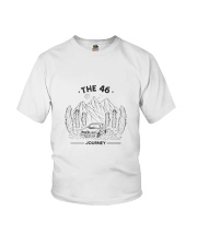 THE46 JOURNEY WHITE Youth T-Shirt thumbnail
