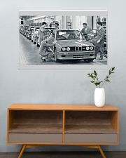 36x24 E30 HISTORY POSTER 36x24 Poster poster-landscape-36x24-lifestyle-21