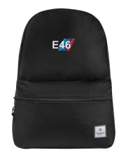 E FOURSIX Backpack front