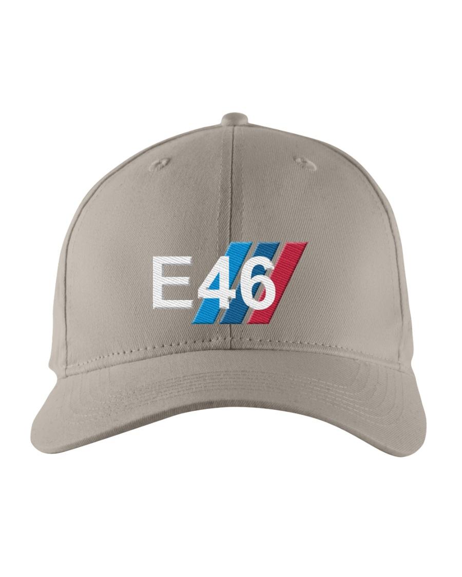 E FOURSIX Embroidered Hat