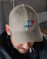 E FOURSIX Embroidered Hat garment-embroidery-hat-lifestyle-02