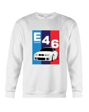 E46 M Colors Crewneck Sweatshirt thumbnail