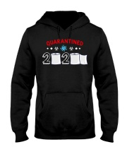 Senior Funny Quarantined Class Of 2020 Graduation Hooded Sweatshirt thumbnail
