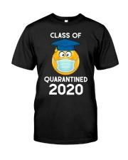Funny Class Of 2020 Graduating Class In Quarantine Premium Fit Mens Tee thumbnail