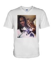 OTF NANU T-SHIRT V-Neck T-Shirt thumbnail