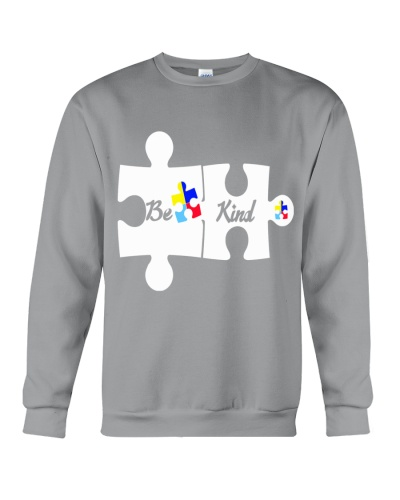 be kind autism t-shirt