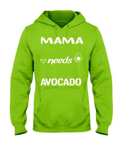 mama needs avocado