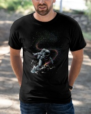 Spaceman Surfs Classic T-Shirt apparel-classic-tshirt-lifestyle-front-50