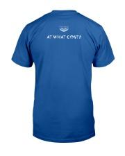 FreeAgency Classic T-Shirt back