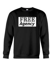 FreeAgency Crewneck Sweatshirt thumbnail