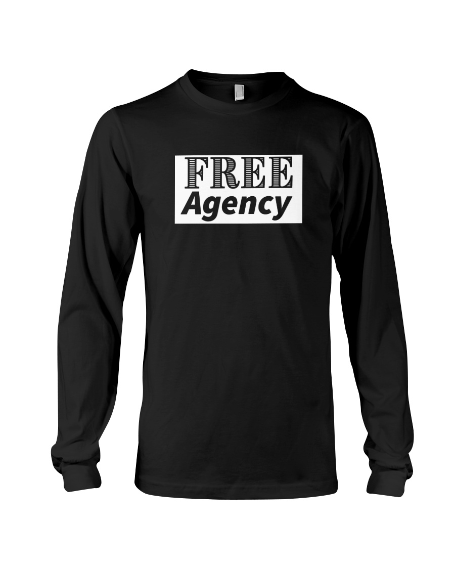 FreeAgency Long Sleeve Tee