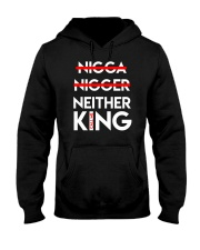 King Hooded Sweatshirt front