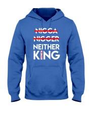 King Hooded Sweatshirt front